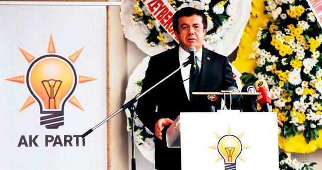 'Dertleri İzmir değil'