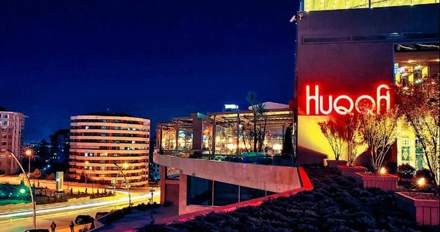 HUQQA Ankara'da açıldı