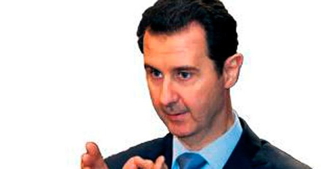 Esad, Rusya'yı ziyaret edecek iddiası