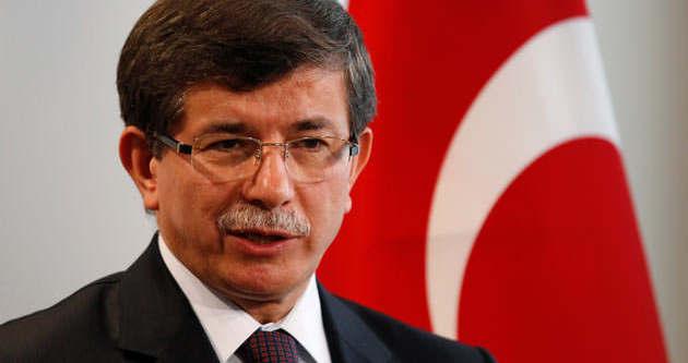Davutoğlu'ndan CHP'ye: Siz sazen bölünmüşsünüz