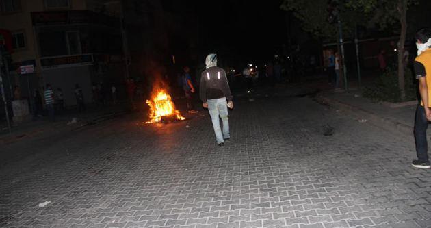 Polis ile YDG-H arasında çatışma: 2 yaralı