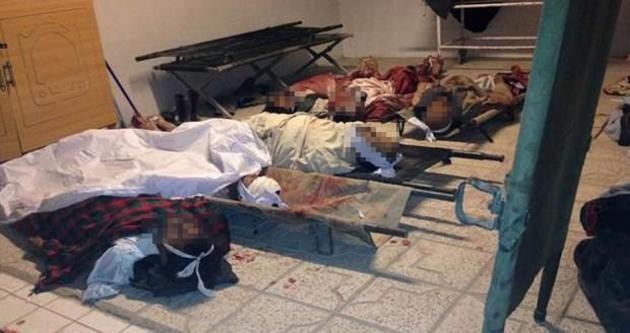 Afganistan'ı kana bulayan saldırı: 55 ölü