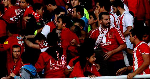 Antalyasporlu üçük taraftarın güç anları