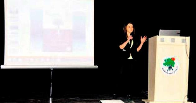 Mamak'ta organ bağışı konferansı