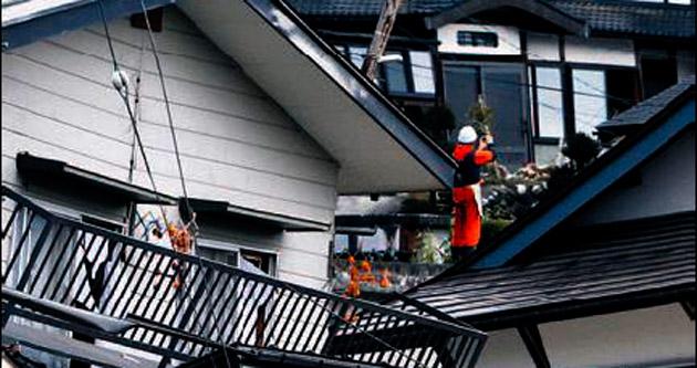 Japonya'da 6.8'lik deprem: 21 yaralı