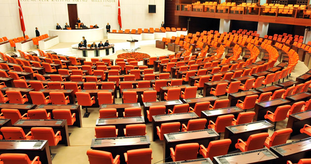İç Güvenlik Reformu Meclis'e sunuldu