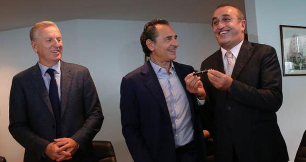 Galatasaray'dan flaş Prandelli kararı