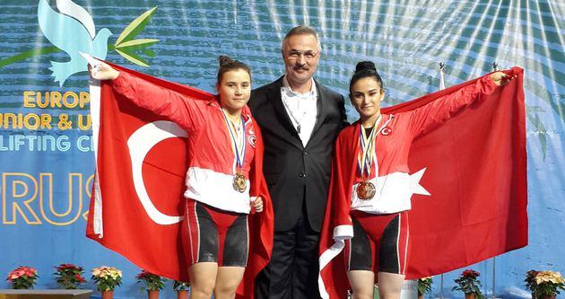2 altın 2 gümüş 1 bronz