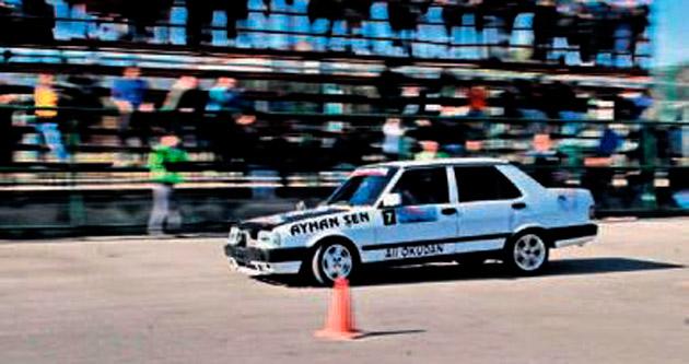 Başkan Tütüncü yarış pistlerinde