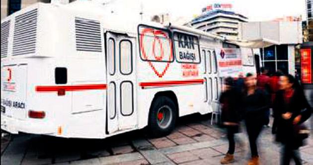 HASVAK'tan kan bağışı kampanyası