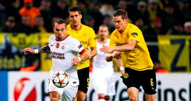 Sneijder'in kaderi masada
