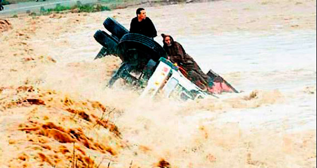 Fas'ta sel felaketi: 32 ölü
