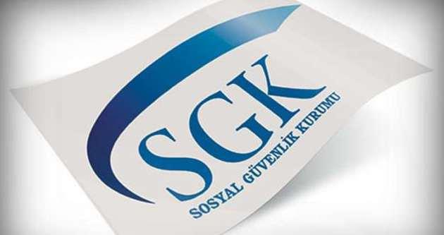 SGK: Aşırı talepten dolayı aksaklık yaşandı
