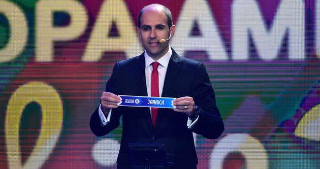 Copa America'da kuralar çekildi