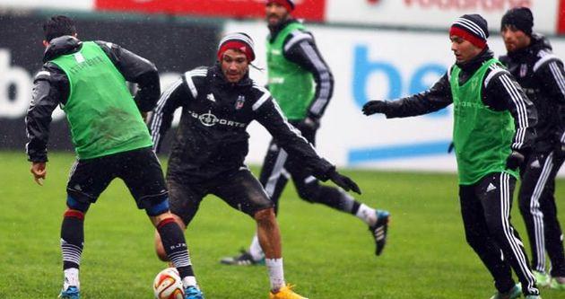 Beşiktaş Asteras'a hazırlanıyor