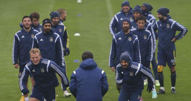 Fenerbahçe'de Eskişehirspor maçı hazırlıkları