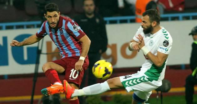 Trabzonspor'da Özer Hurmacı operasyonu