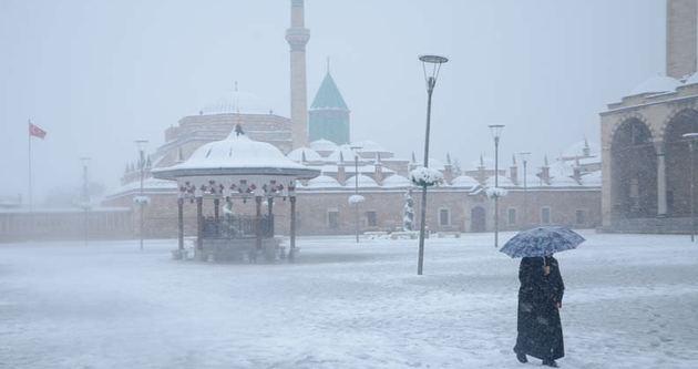 Türkiye beyaza bürünüyor