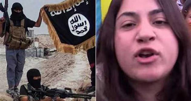 Silhan Özçelik Kobani'de ortaya çıktı