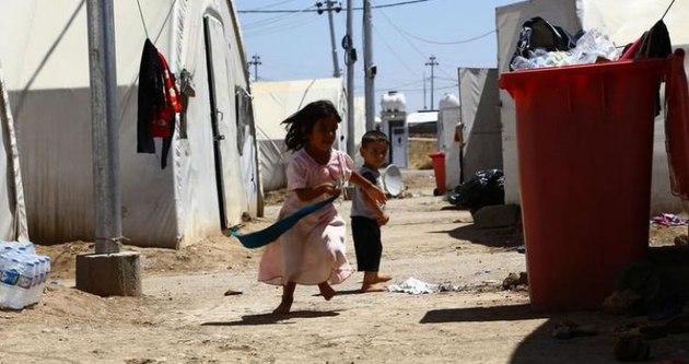 Irak'ta 5 ayda bin 500 çocuk öldü
