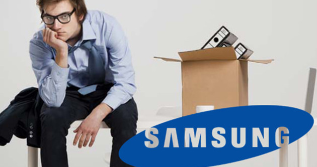 Samsung'dan büyük personel operasyonu !