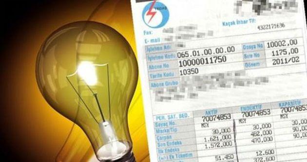 Elektrik borcu olanlar dikkat!