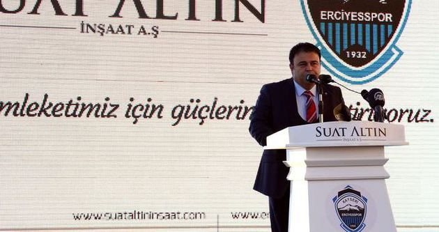 Erciyesspor'dan teknik direktör açıklaması