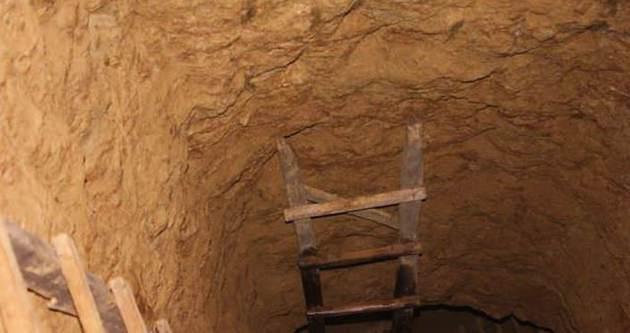 Definecilerin kazdığı 35 metrelik kuyu jandarmayı bile şaşırttı