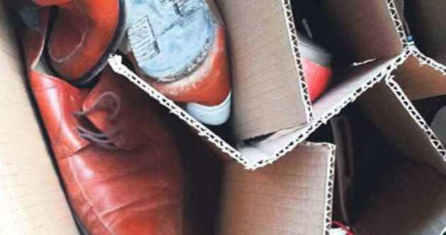 Zehirli ayakkabılara soruşturma başlatıldı