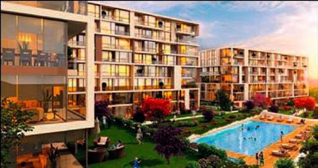 Still İstanbul Diamond'da yüzde 5 peşinat fırsatı