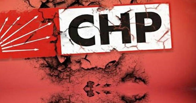 CHP'den istifa genelgesi !