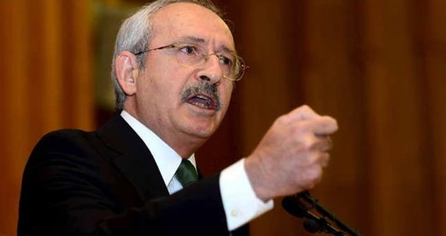 Kılıçdaroğlu İstanbul'da konuştu