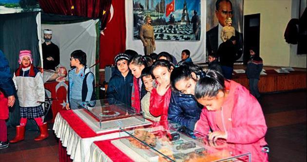 Eğirdirliler Çanakkale Müzesi'ne ilgi gösterdi