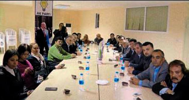 Fethiye AK Parti kongreye hazır