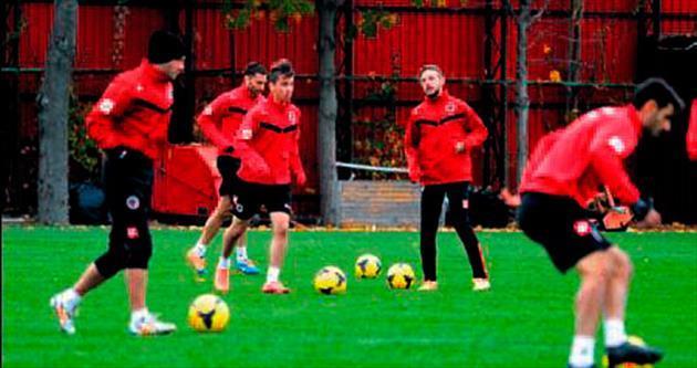 Trabzon mesaisi devam ediyor
