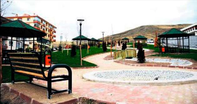 Pursaklar'da şehit ismi parka verildi