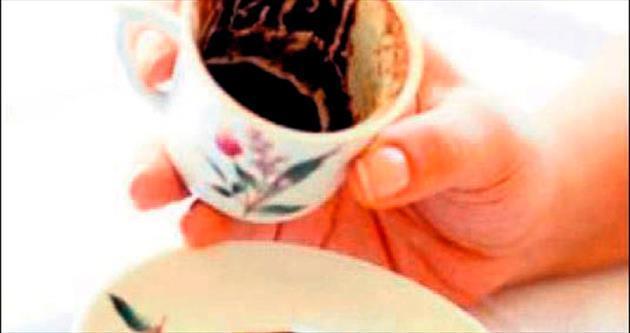 Kahve falından 3 ay hapis çıktı!