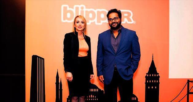 3 yıllık Blippar Twitter'dan önce ofis kurdu