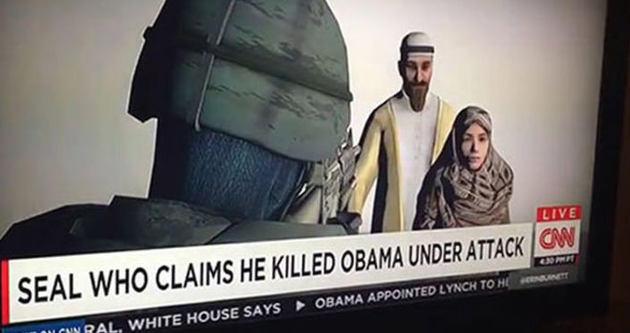 CNN'den Obama'yı öldüren hata!