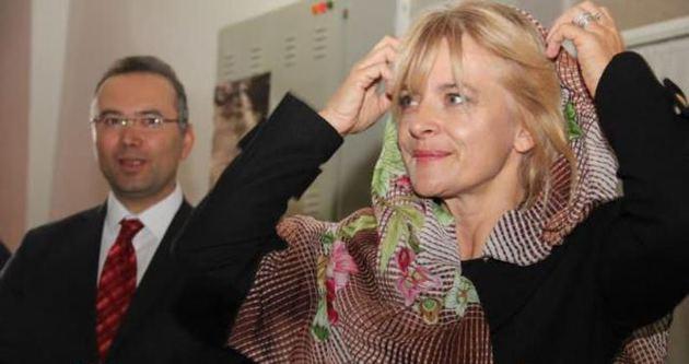 Dünyaca ünlü oyuncu Nastassja Kinski Malatya'da