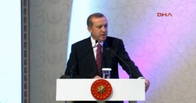 Erdoğan İSEDAK toplantısında konuştu