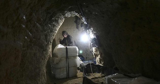 İsrail'e koordinat 'Hizmet'i