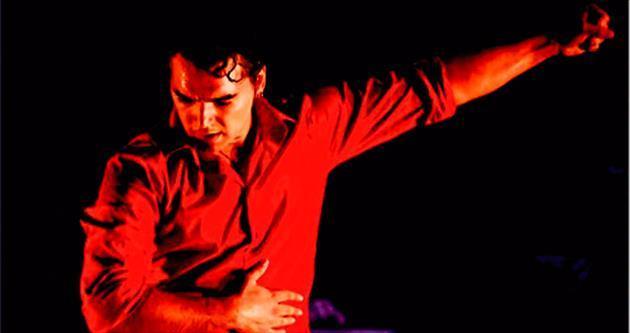 Ankara Festivali'nde flamenko