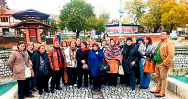 Hanım Lokali'nden Konya'ya kültür turu