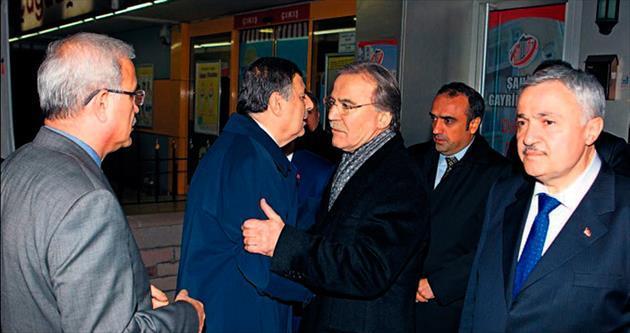 AK Parti'li Şahin'in eşi vefat etti