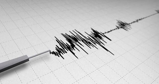 Kütahya Simav'da deprem