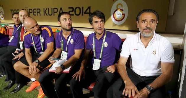 Galatasaray, Taffarel'e emanet