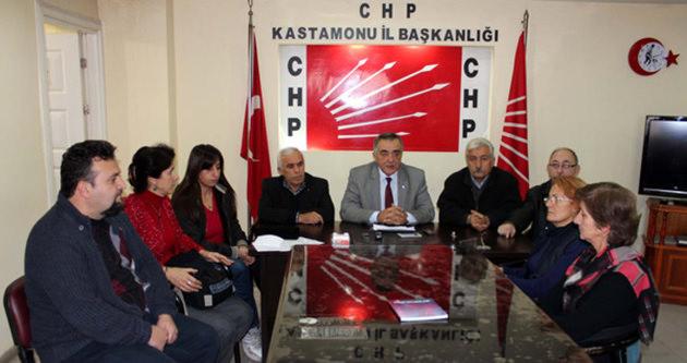 CHP istifa depremi!