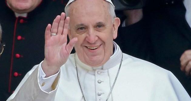 Papa Franciscus'dan ilk açıklamalar