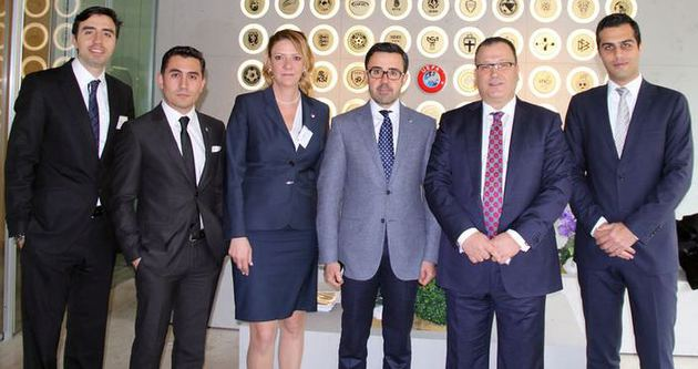 Beşiktaş UEFA'ya rapor verdi